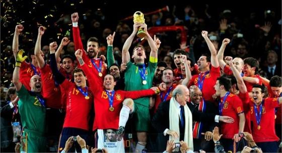 fifa 2010 : spain world champion