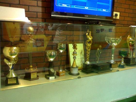 cups shields prize