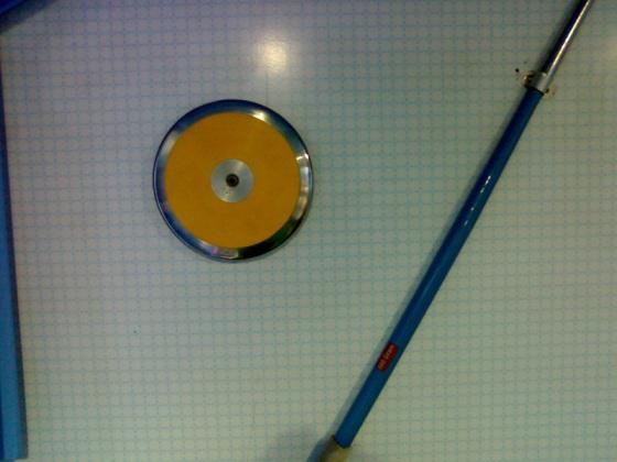 disk & lance