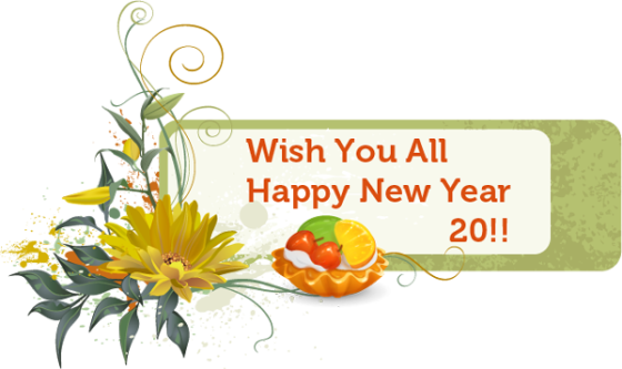 I wish all of you a happy and prosperous new year 2011