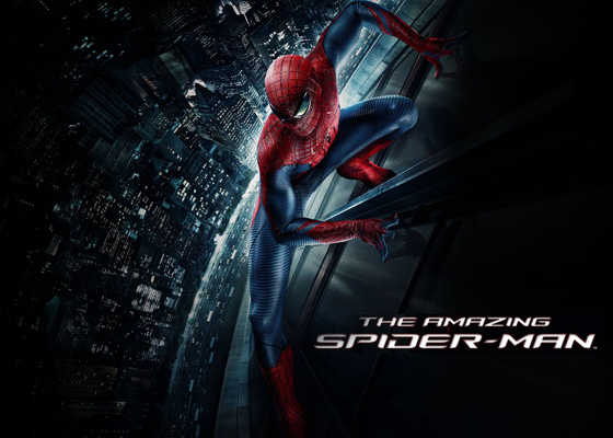 poster of the amazing spider-man 3d